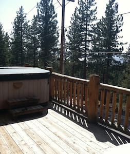 Stunning Lake View Chalet.  Hot Tub, 3BR, 3BA - Kings Beach - House