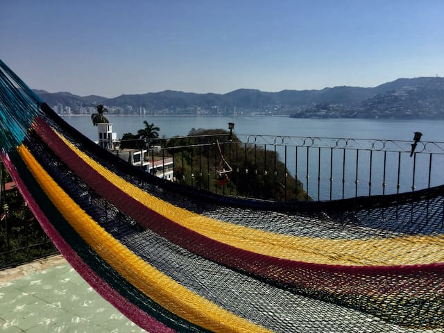 Fantastic view of Acapulco - Acapulco - Apartment