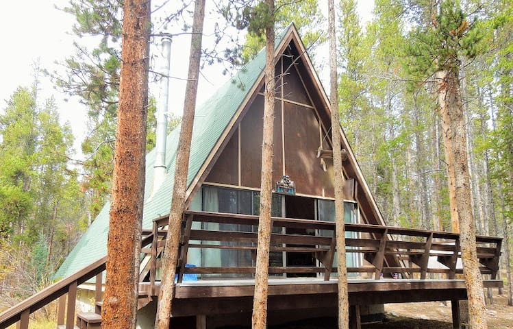 Tomotto Hill Cabins For Rent In Leadville Colorado