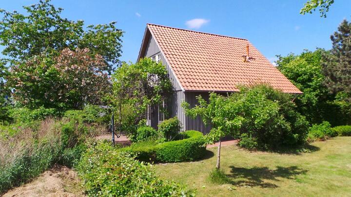 """""""Das kleine Haus"""" - Ferienhaus in Ottersbg.-Narth."""