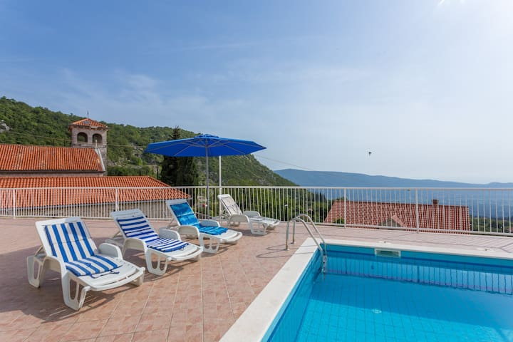 Villa in Dubrovnik area with pool - Dubravka