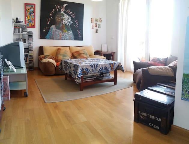 luminoso apartamento  y super vista
