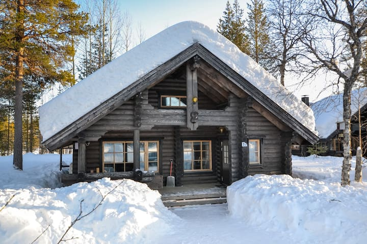 Charming Chalet in Ylläs skiresort