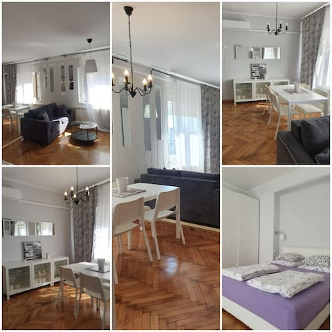 XANADU 2 Ilica 17,  apartment in hart of Zagreb