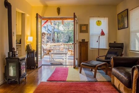 Romantic Artist's Bungalow - Nevada City - 小平房