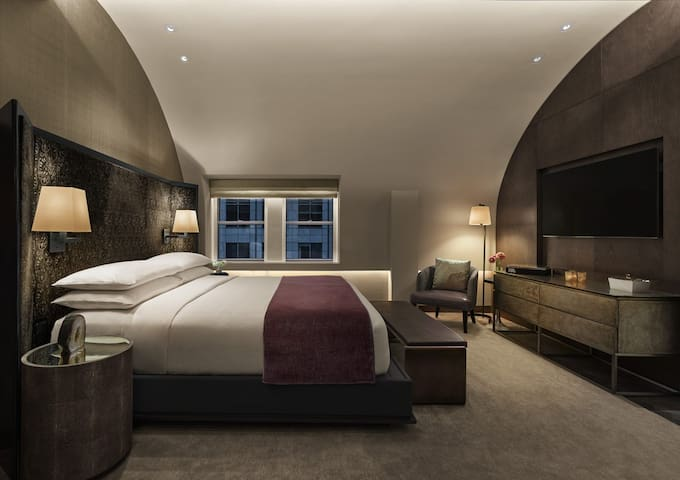 Penthouse One Bedroom Suite in Times Square