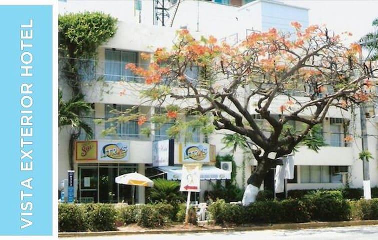 Cuartos de hotel en Acapulco - Acapulco