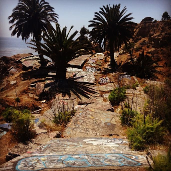Foto van Sunken City Trail