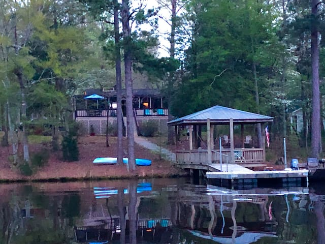 Private Lake Murray Cottage *Kayaks*MASTERS*