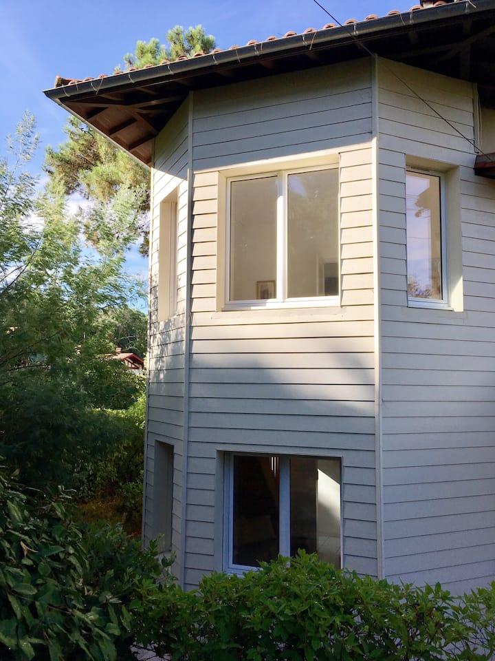 Loue charmante maison au cœur du Moulleau