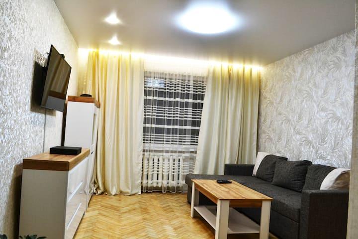 Уютная однокомнатная квартира в центре Минска