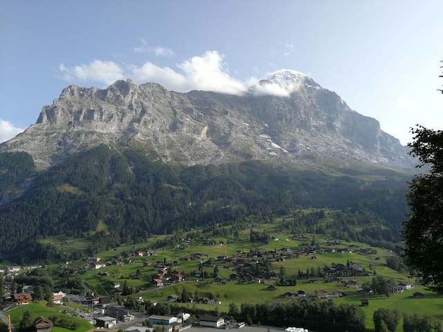 Grindelwald,  Great View