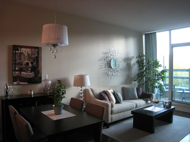 Deluxe Condo in Downtown Toronto