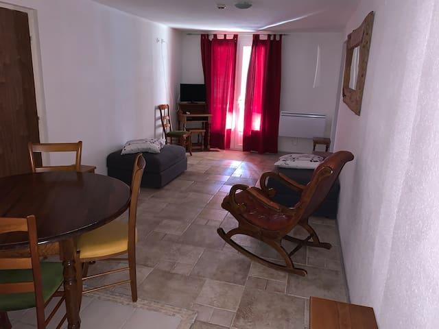 Appartement T4 pour 2 à 8 personnes