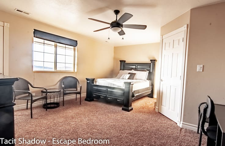 "TACIT SHADOW - ""Escape"" Two Bedroom Suite"