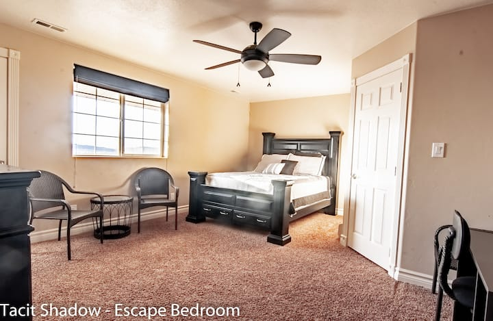 "TACIT SHADOW - ""Escape"" Two Bedroom Suite"