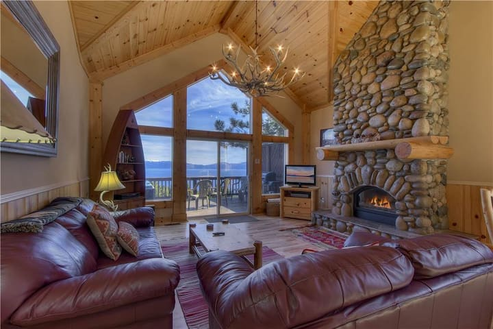 Crystal View Lodge - Lakeview - Tahoe City - House