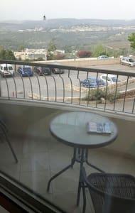En pleine campagne de Jérusalem - Shoresh - 公寓