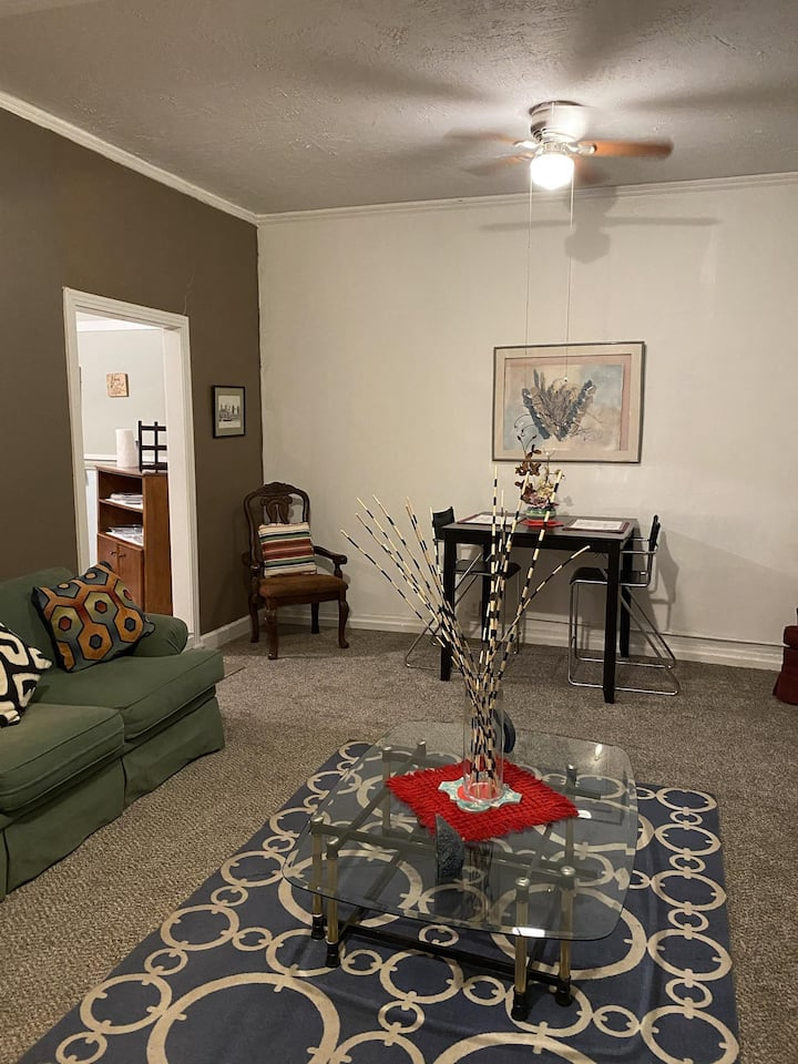 Spacious great priced Midtown Houston unit