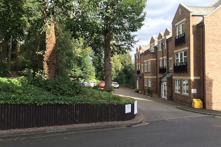 Apartment in perfect location. Free secure parking - Sutton Coldfield - Apartment