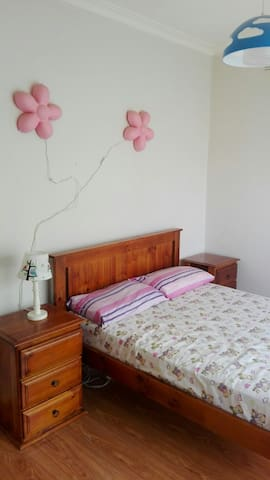Hot weather! refreshing room fr $38 - Moorabbin - Huis