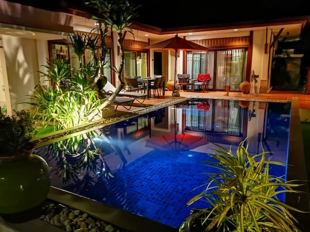 Luxurious Pool Villa Busaba22, Hua Hin Thailand