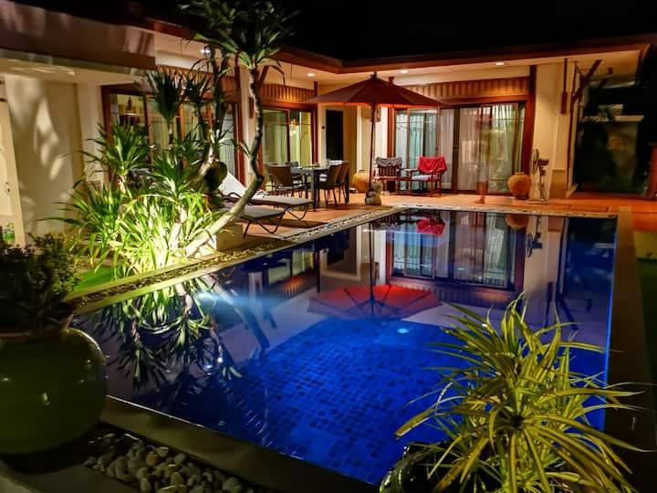 Luxurious Pool Villa Busaba22, Hua Hin Thailand