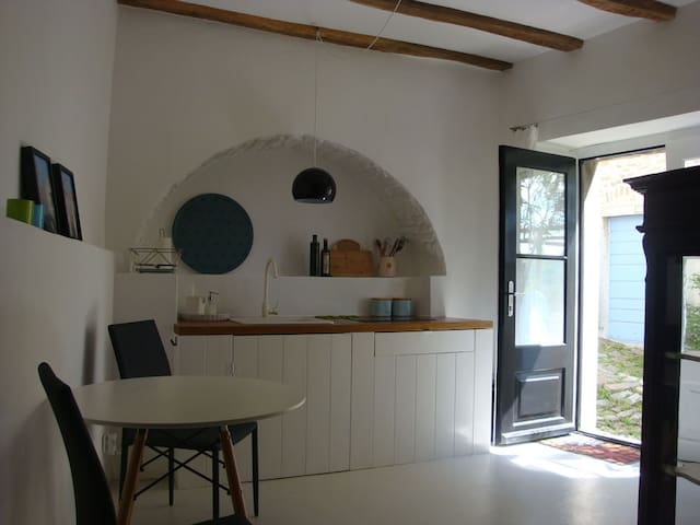 Charming Townhouse - Apartment Pina - Motovun - Leilighet