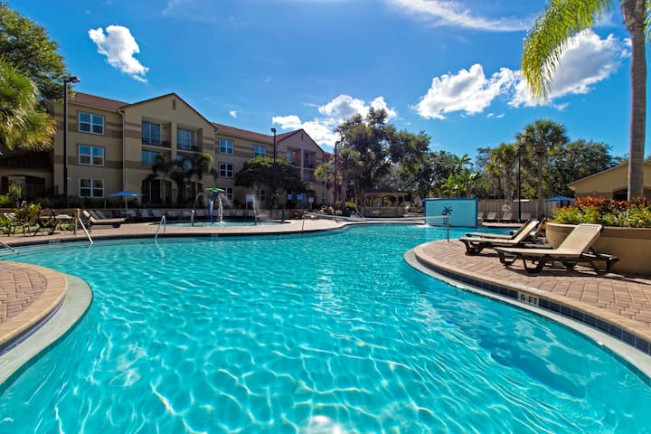 Westgate Blue Tree 2 Bedroom Near Attractions #1 - Orlando - Leilighet