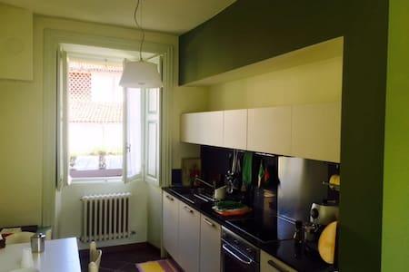 """Flat in """"Casa Edera"""" Mansion - Ello, Lecco - Ello - Apartment"""