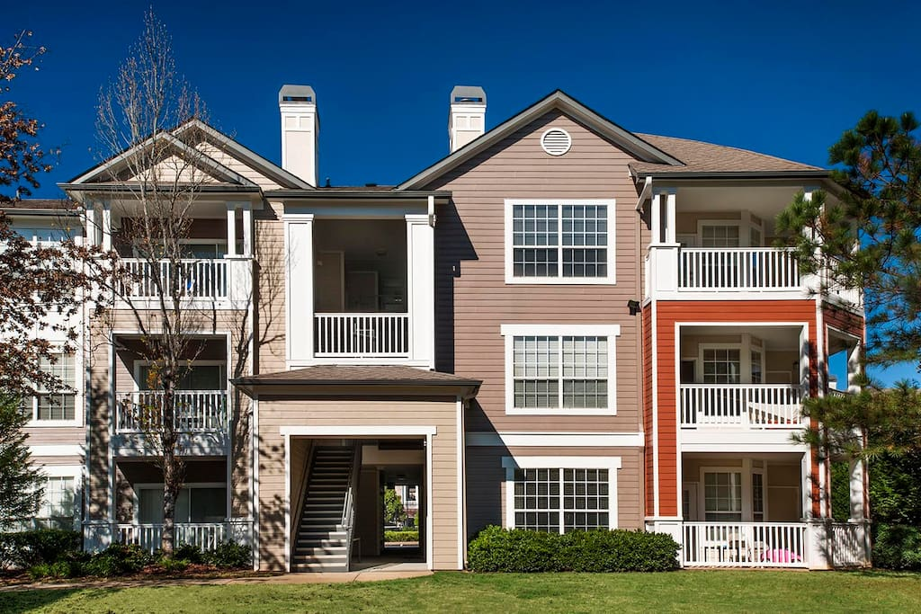 Private Escape In Alpharetta Apartments For Rent In Alpharetta Georgia United States
