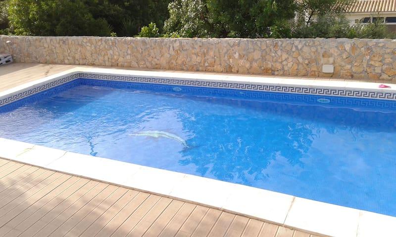 Open Plan/Terrace/Pool