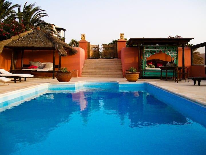 bonita casa rural en Uga, Lanzarote