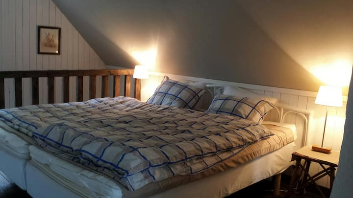 Comfortable overnight stay