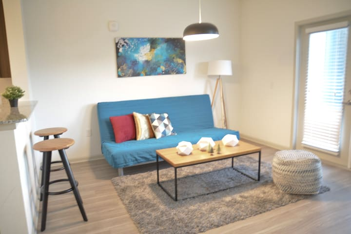 ✔✔✔Cozy & Modern Apt next to seaworld★★★★★
