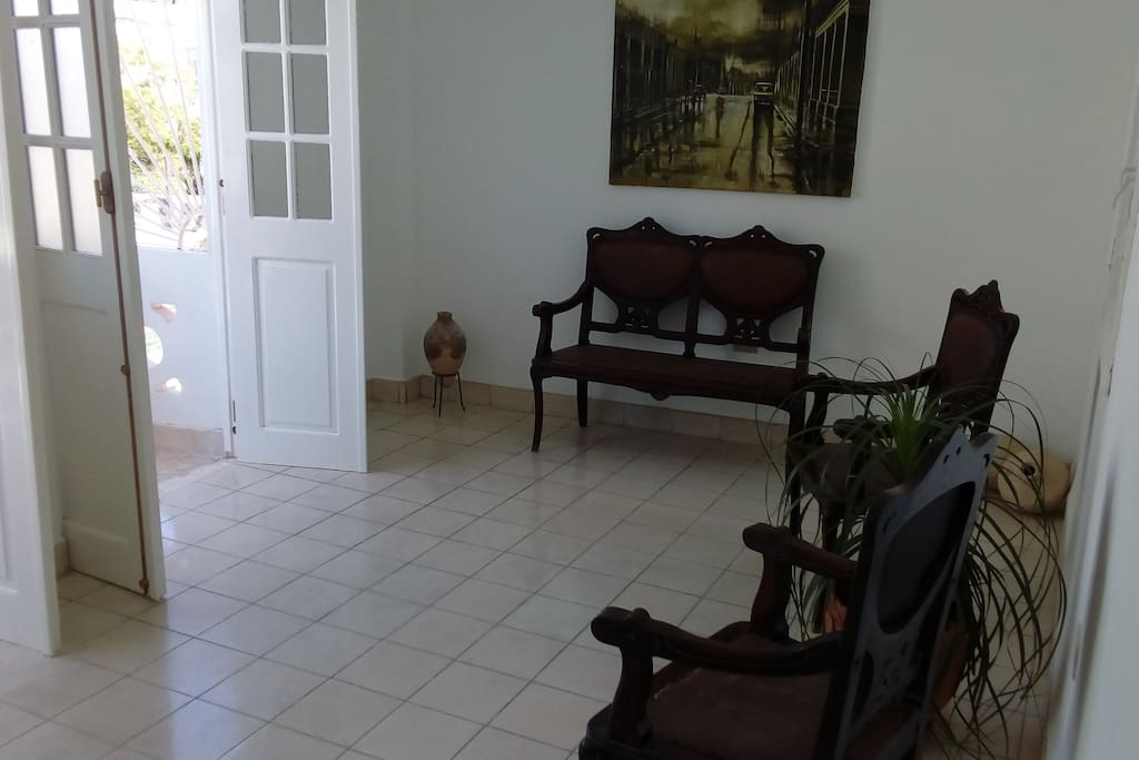 Other view of the living room