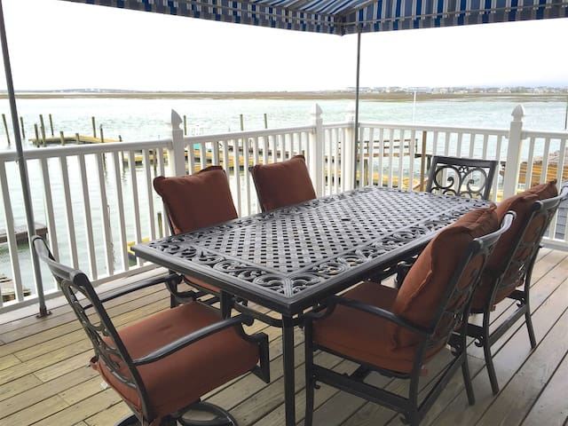 Waterfront with Spectacular Sunsets - North Wildwood - Appartement