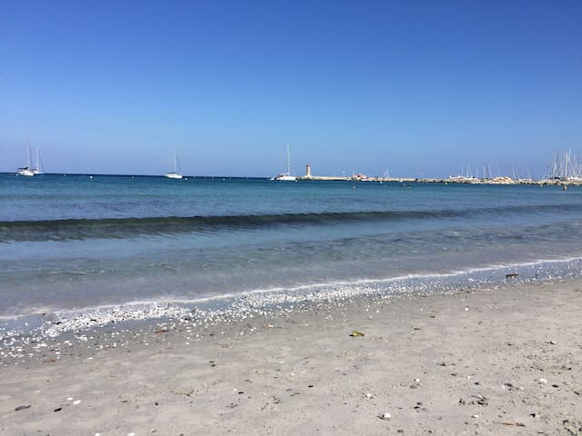 Petit Studio sympa à 200m du port de Macinaggio B - Haute-Corse - Apartamento
