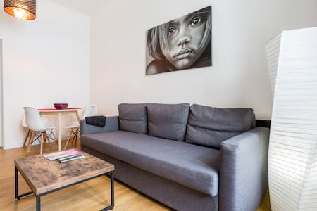 beautiful renewed 1 bdr apt balcony - Leilighet