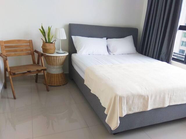 Cozy quiet retreat at IOI City Putrajaya