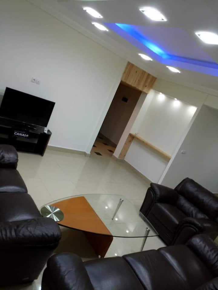 AIC appartement meublé à40logement