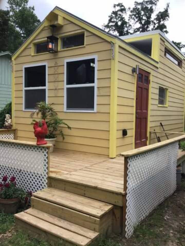 Spencervilles Tiny Home