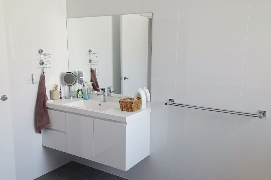 Bathroom, shared if we have other guests