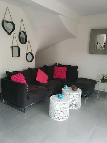 Proche Grau d'Agde, 1 chambre dans maison moderne