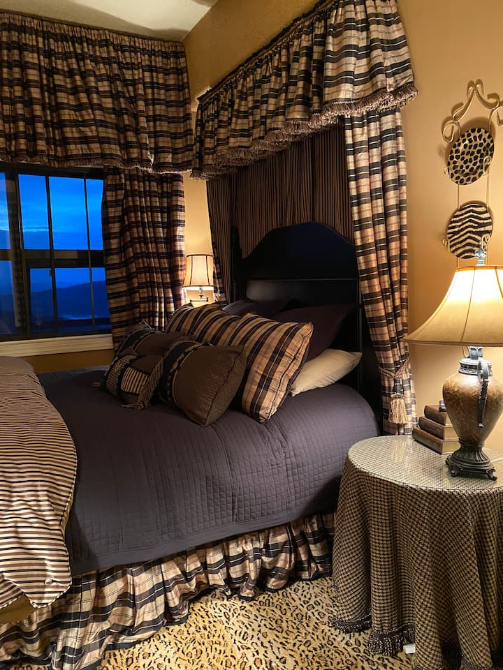 Relax in style at Cloud9, Sugar Mountain, NC