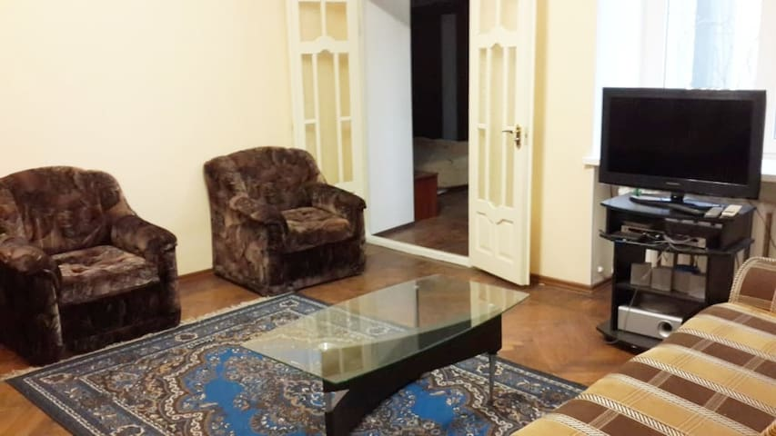 One Bedroom Apartment - Central Odessa