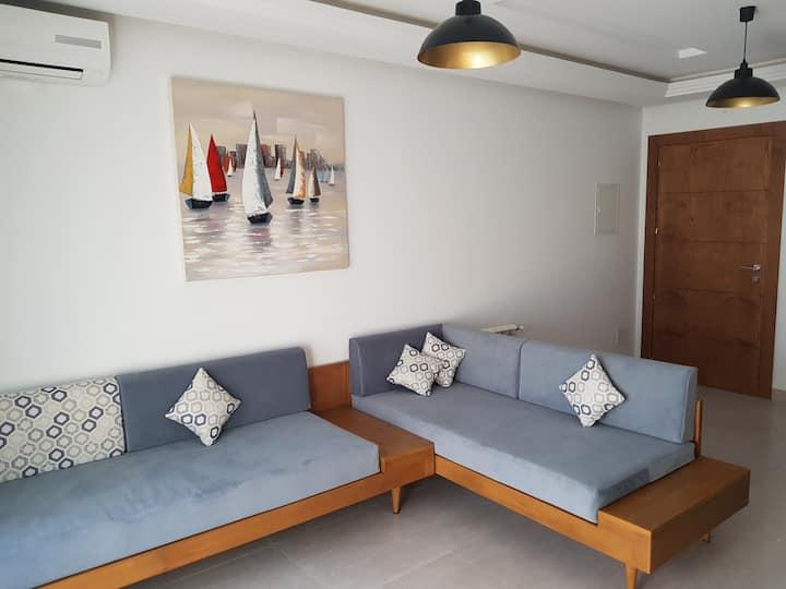 Appartement luxueux à plage El Fatha-Kelibia