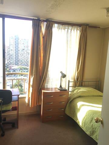 Habitación en departamento Santiago - Santiago - Lägenhet