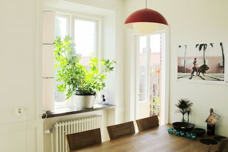 A room in a 3 room apartment close to the metro - Stockholm