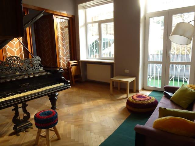 1 bedroom cozy flat in Vake